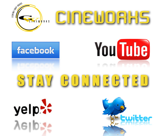 Cineworks Inc. | Social networks